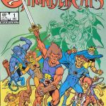 Thundercats Vol 1 Issue 1