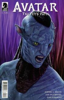 Avatar TsuTeys Path #1 Cvr B