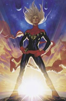 Captain Marvel Vol 9 #1 Cover F Incentive Adam Hughes Virgin Variant Cover