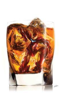 Tony Stark Iron Man #8 Cover A Regular Alexander Lozano Cover