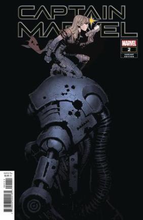Captain Marvel 2 variant