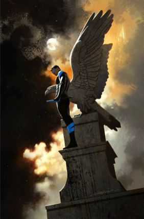 Nightwing Vol 4 #57 Cover B Variant Jeff Dekal Cover