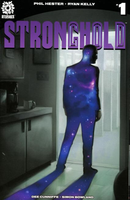 Stronghold Vol 2 #1 Cover B Incentive Tyler Walpole Variant Cover