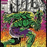 Little Giant Old School Comic Show : IMMORTAL HULK #16 Shattered Variant Giveaway Contest