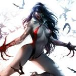VAMPIRELLA VALENTINES DAY SPECIAL #1 MATTINA VIRGIN COVER GIVEAWAY CONTEST