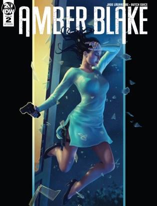 Amber Blake #2 1-10 Incentive Variant