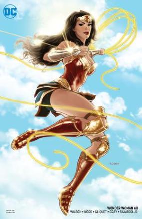 Wonder woman 68b andrews