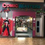 Comic Masters: A Shop that Loves You Back