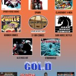 Hot and Cold Comic Book List May 29, 2019