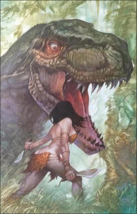 Jungle Comics #1 Incentive Variant
