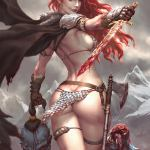 WINNERS ANNOUNCED : SILENT PARTNER COMICS RED SONJA BIRTH OF SHE DEVIL #1 VARIANT