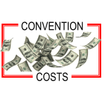 Writer Wars Round 3: Convention Costs by Chris Mixer