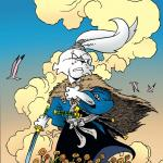 Winners Announced : USAGI YOJIMBO #1 SLAB CITY COMICS EXCLUSIVE VIRGIN VARIANT(2nd)