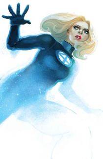 Invisible Woman 1 Hans Variant