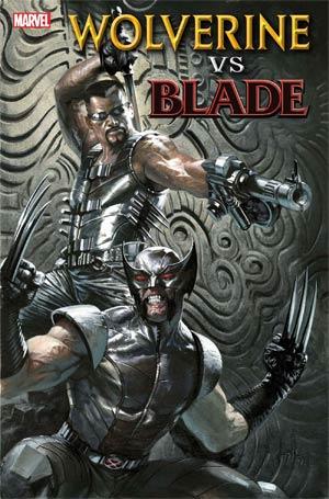 Wolverine vs Blade Dell Otto var