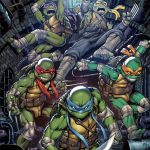 SLAB CITY COMICS TMNT #100 Virgin Variant CBSI GIVEAWAY CONTEST