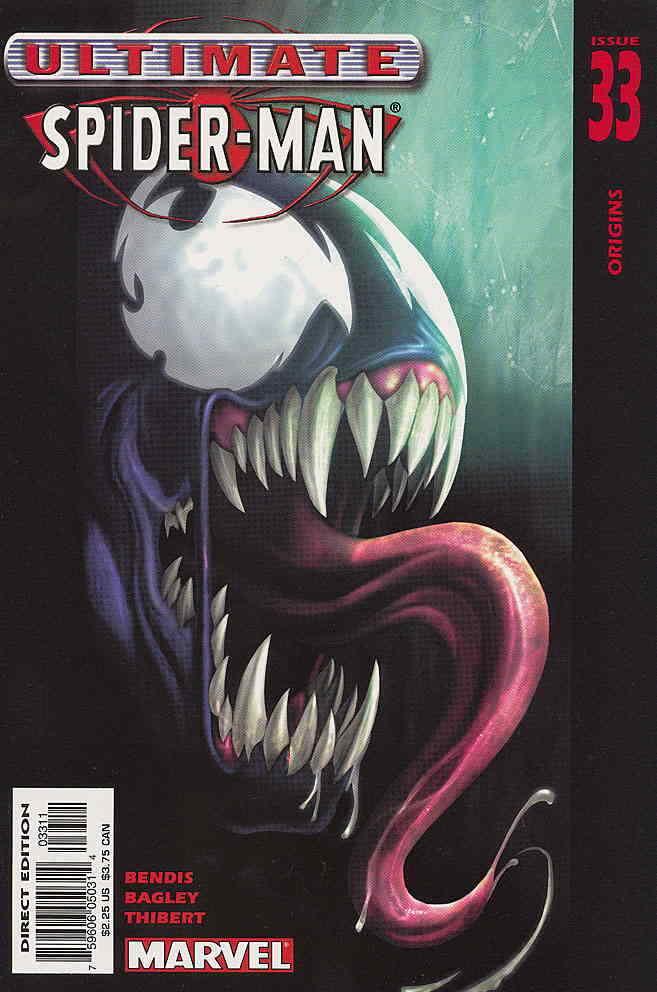 Ultimate Spider-man Venom : ultimate, spider-man, venom, Ultimate, Venom!!, Comics
