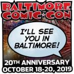 2019 Baltimore Comic Con Dealer Summary