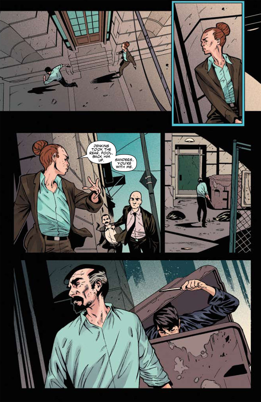 The Remnant #4pg7