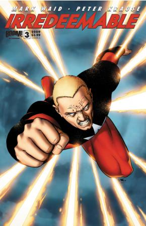 Irredeemable #3 Cover