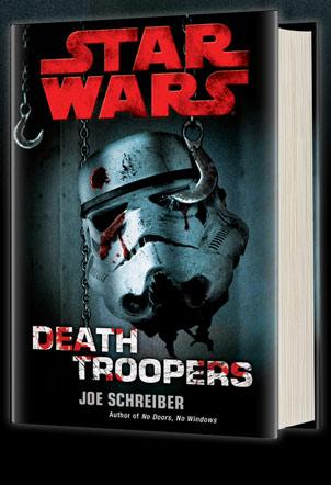 Death Troopers Novel