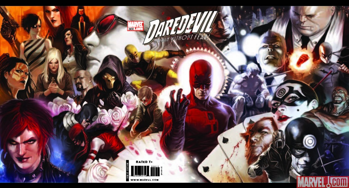 Daredevil #500