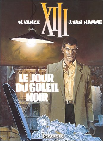 XIII French Comic