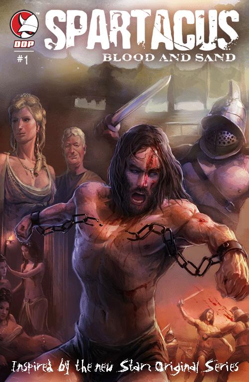 Spartacus #1