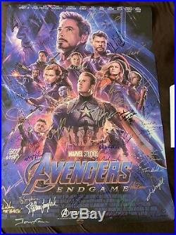 comic book poster
