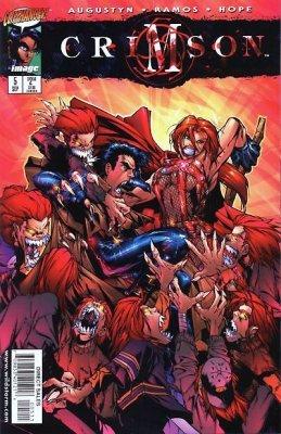 Crimson 1 (Image Comics) - ComicBookRealm.com