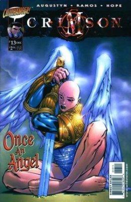 Crimson 8 (DC Comics) - ComicBookRealm.com