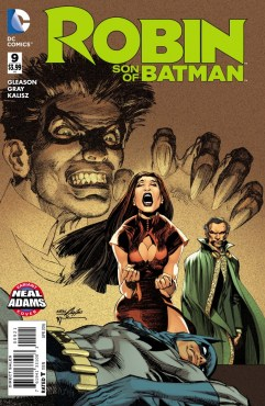 Robin Son of Batman 9 Neal Adams