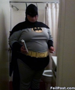 Dark Knight Cosplay