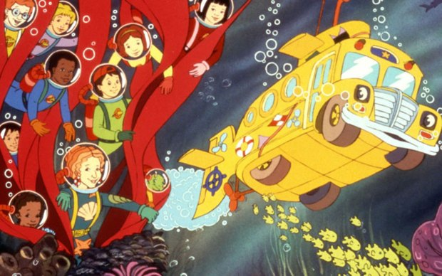 2. The Magic School Bus 360°