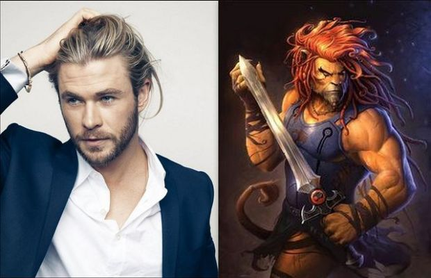Chris Hemsworth as Lion-O