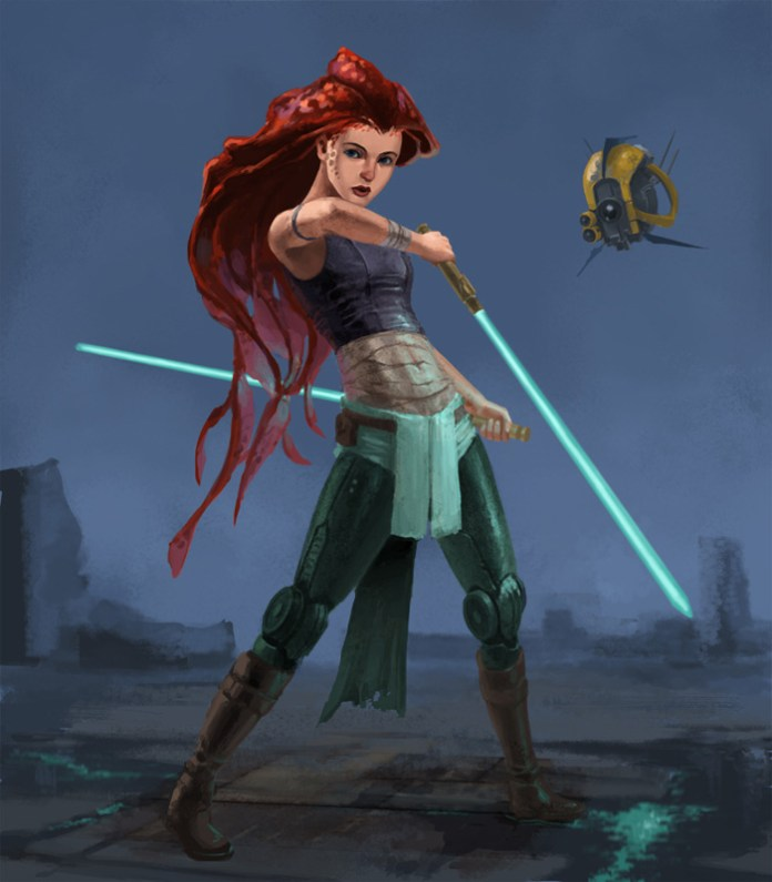 ariel-the-badass