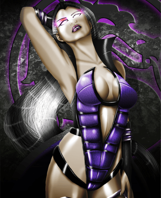 Sindel Mortal Kombat Female