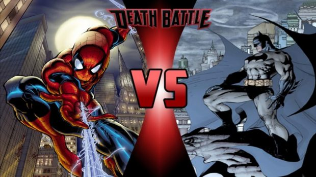 who is stronger batman or spiderman