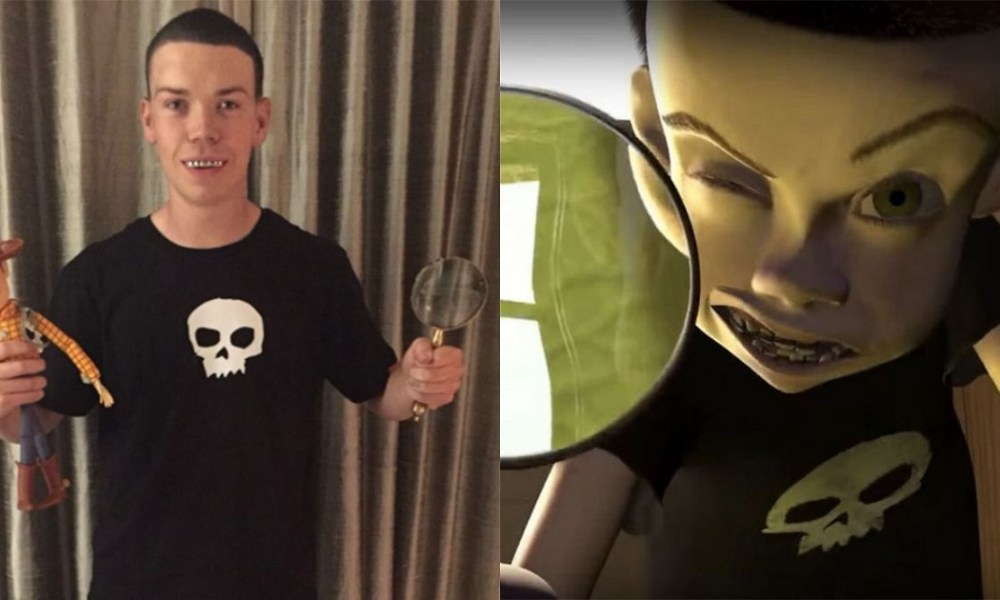 Will Poulter Became Sid From Toy Story To Spread Anti Bullying