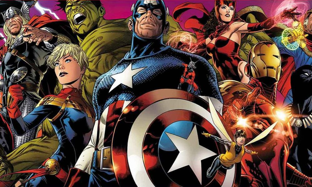 Marvel Becomes Number 1 Comics Publisher of 2017