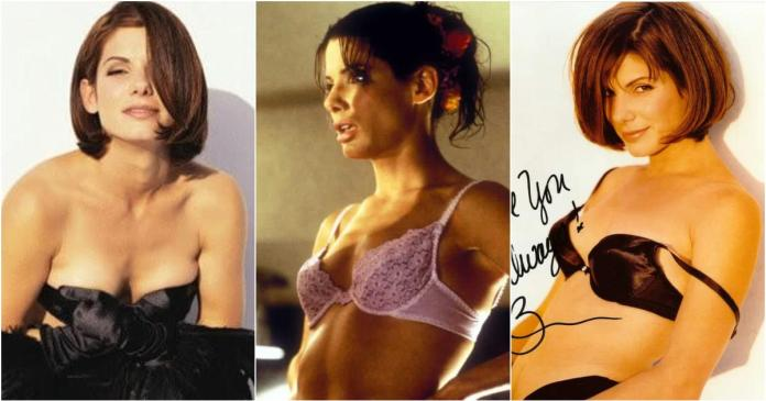 56 Sandra Bullock Sexy Pictures Prove She Is An Angel In Human Form