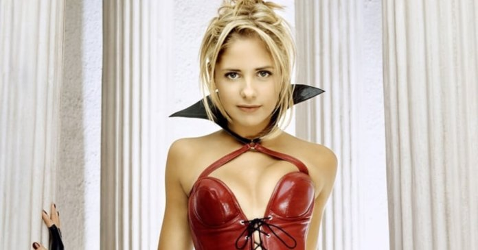 56 Sarah Michelle Gellar Sexy Pictures Prove She Is An Angel In Human Form