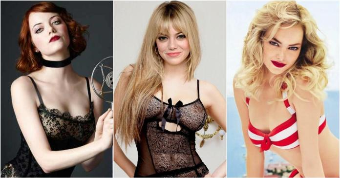 57 Emma Stone Sexy Pictures Prove She Is A Godden From Heaven