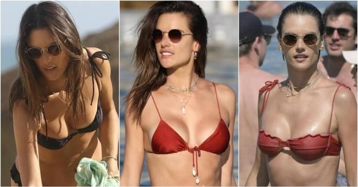 61 Alessandra Ambrosio Sexy Pictures Will Take Your Breathe Away