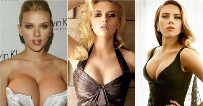 61 Scarlett Johansson Sexy Pictures Prove She Is An Epitome Of Beauty
