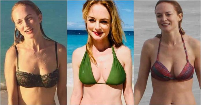 62 Heather Graham Sexy Pictures Are Just Too Damn Beautiful
