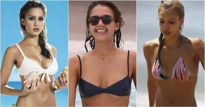 62 Jessica Alba Sexy Pictures Will Make You Want To Marry Her