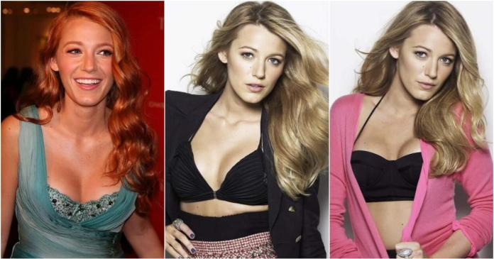 63 Blake Lively Sexy Pictures Will Hypnotise You With Her Beauty