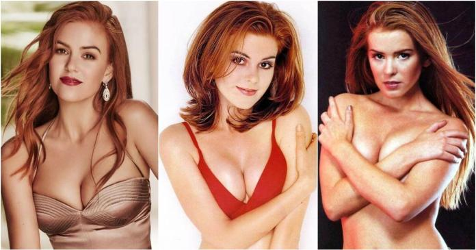 63 Isla Fisher Sexy Pictures Show Her God-Like Beauty