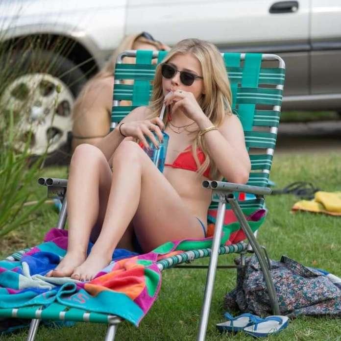 Chloe Grace Moretz hot